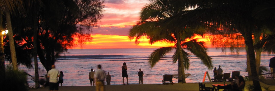Rarotonga, Cook Islands – May 2011