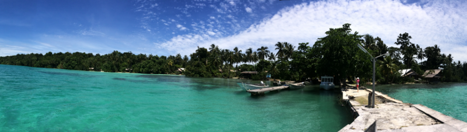 Uepi Island, Solomon Islands – December 2013