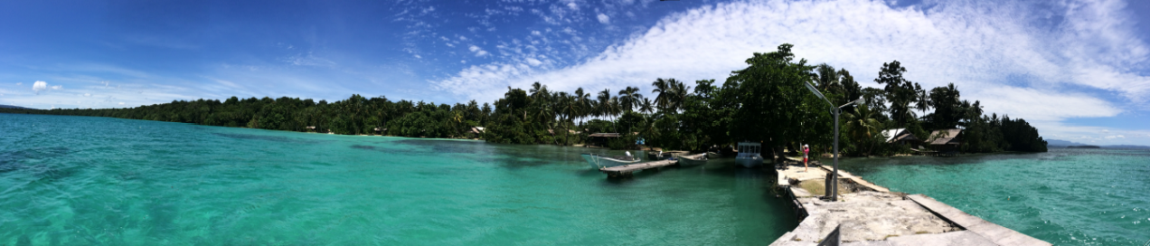 Uepi, Solomon Islands