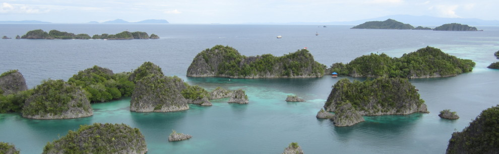 Raja Ampat, West Papua, Indonesia – Dec'14-Jan'15